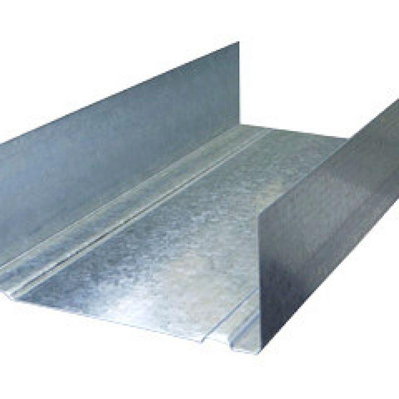 Профиль для гипсокартона UW: 100×40