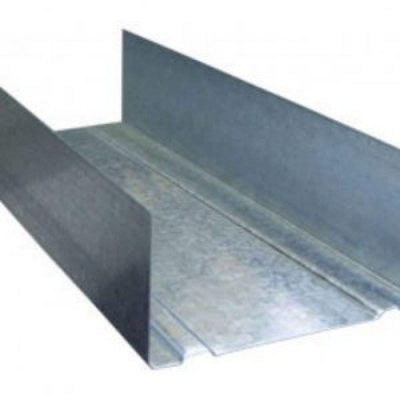 Профиль для гипсокартона UW: 75×40