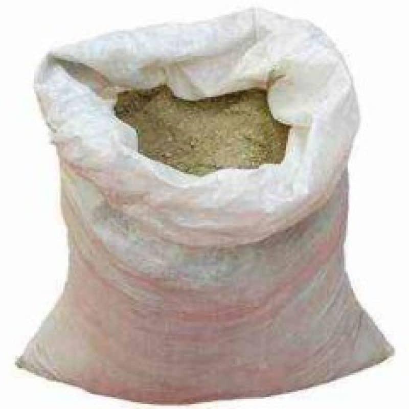 Песок 40 кг мешок
