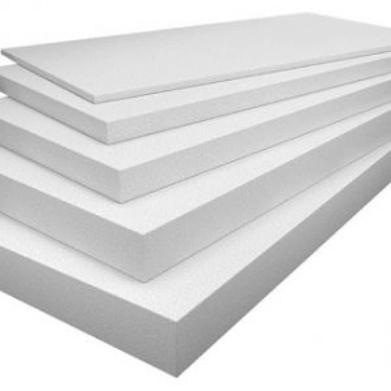 Фасадный пенопласт (утеплитель) 1×0.5м, 5см