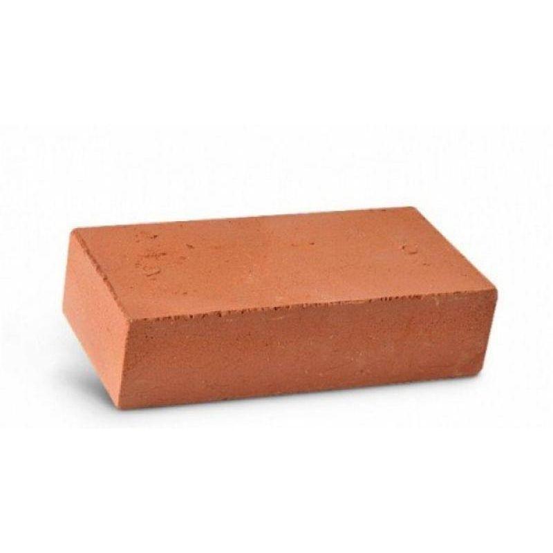 Кирпич керамический одинарный полнотелый РБ