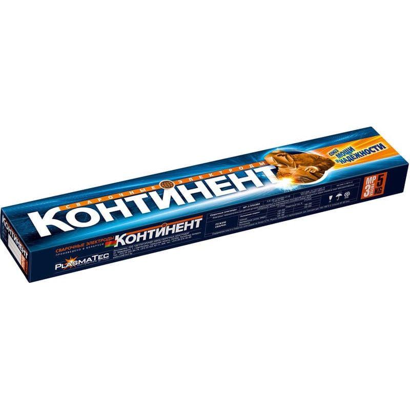Электроды КОНТИНЕНТ 2,5 кг
