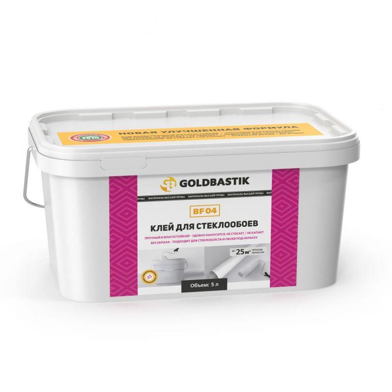 Клей Goldbastik для стеклохолста. 5л