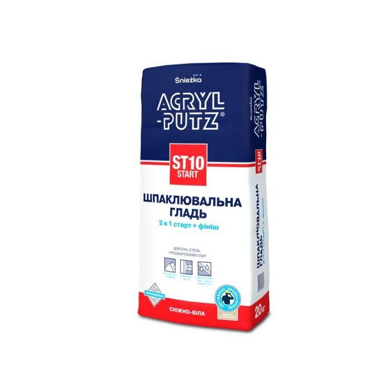 Аcryl-Putz старт-финиш.20кг (Польша)