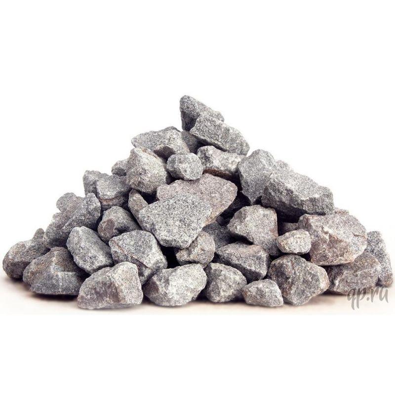 Щебень фракция 5-20/20-40 мешок 40 кг
