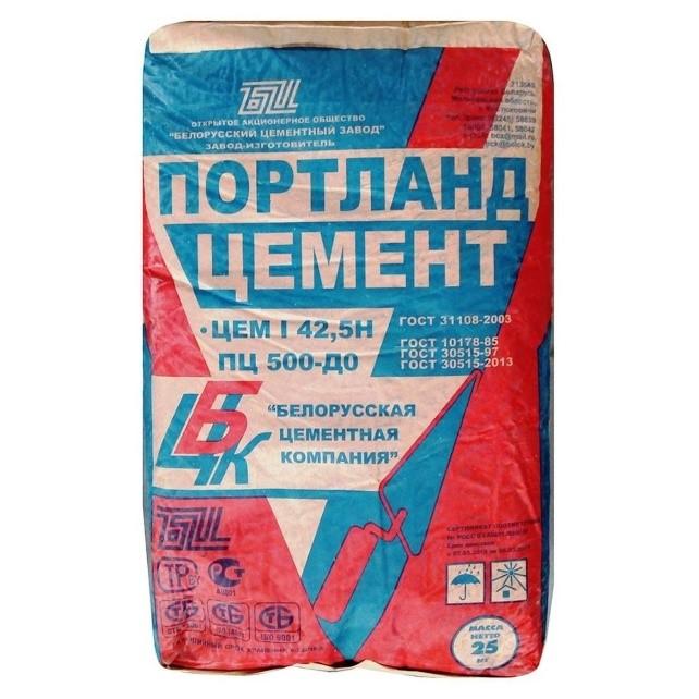 цемент д0 в минске